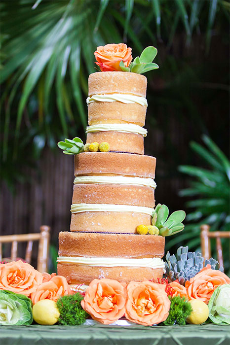 Key West Wedding Packages - Wedding Cake